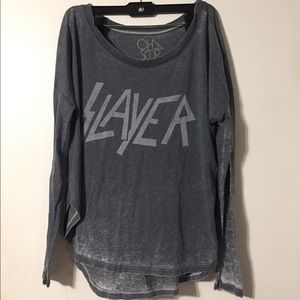 Chaser Brand Slayer Long Sleeve T-Shirt Small